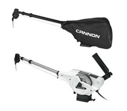 Cannon Hot Deals cannon optimum 10 tournament series ts bt electric downrigger with black cover